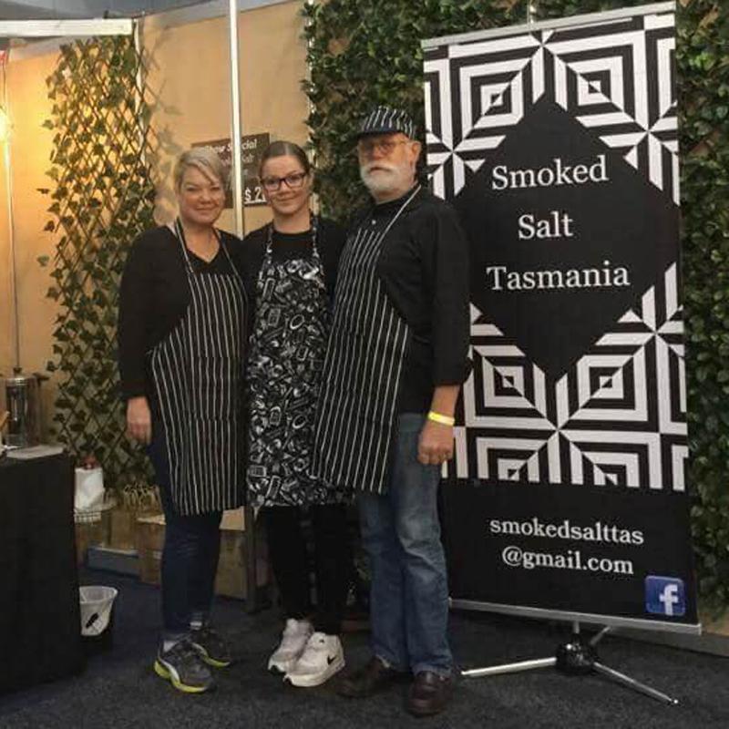 Smoked Salt Tasmania Team